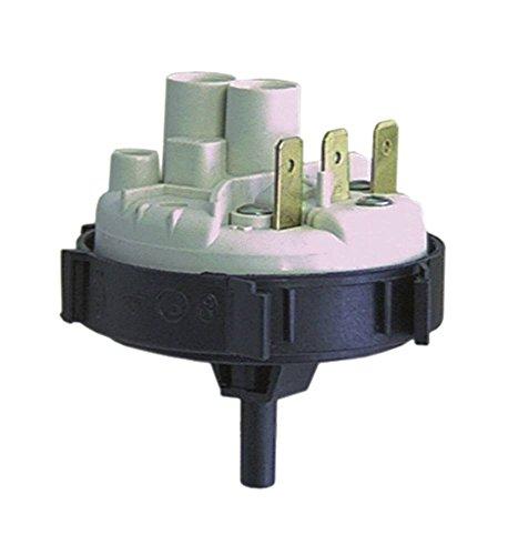 Meiko Pressostat für Spülmaschine DV80, DV160, FV40N, DV240B, DV120B, DV40 62/30mbar ø 58mm Druckanschluss vertikal 6mm