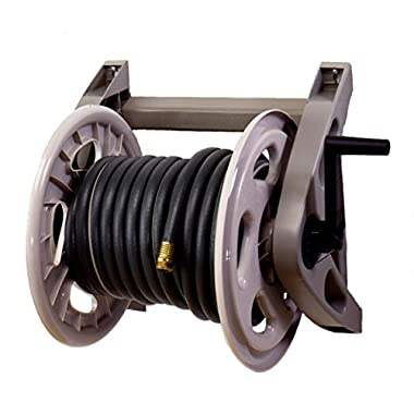 Suncast WM200 Wall Mounted Hosehandler Hose Reel