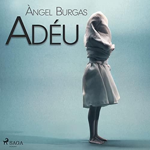 Diseño de la portada del título Adéu
