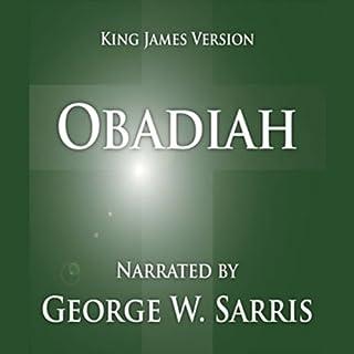 The Holy Bible - KJV: Obadiah audiobook cover art