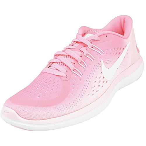 NIKE Women's Flex 2017 RN Running Shoe - Sunset Pulse