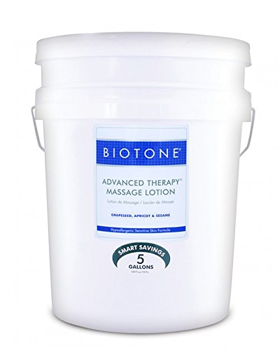 Lowest Price! Biotone Advanced Therapy Massage Lotion - 5 Gallon Pail