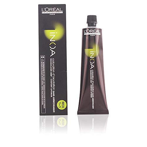 L Oreal Inoa, Crema Colorante per Capelli, 7 Biondo, 60 gr
