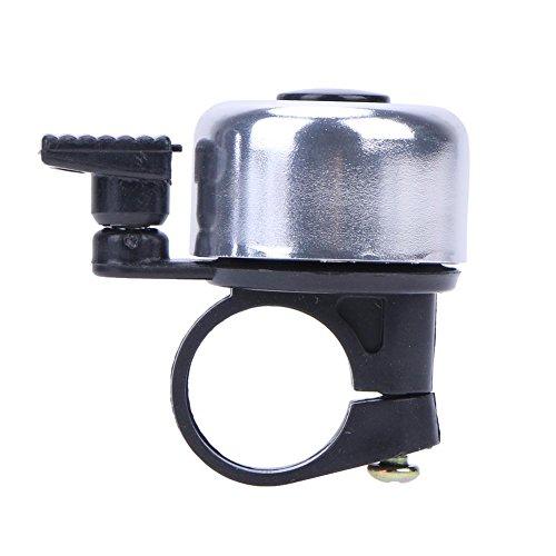 liuhui De aluminio de la bicicleta de la campana de la bicicleta accesorios de la bicicleta de la alarma