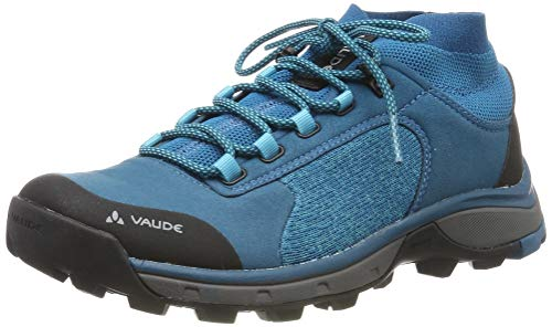 VAUDE Women's Hkg Citus, Chaussures de Randonnée Basses Femme, Bleu (Dragonfly), 38 EU
