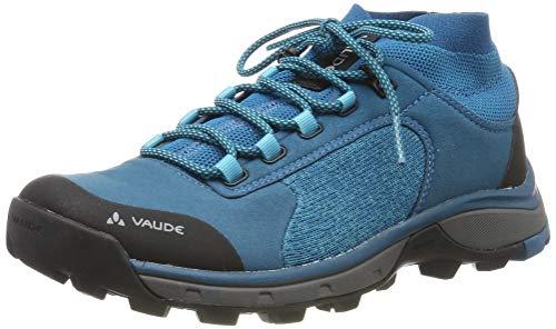 VAUDE Damen Women\'s HKG Citus Trekking-& Wanderhalbschuhe, Blau (Dragonfly 899), 39.5 EU