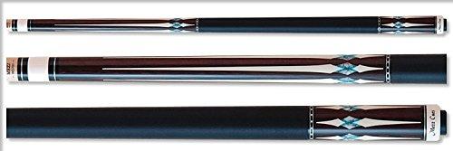 ビリヤードキュー MEZZ EC7-W6 (ウェンジ、ハイテクシャフト標準装備)