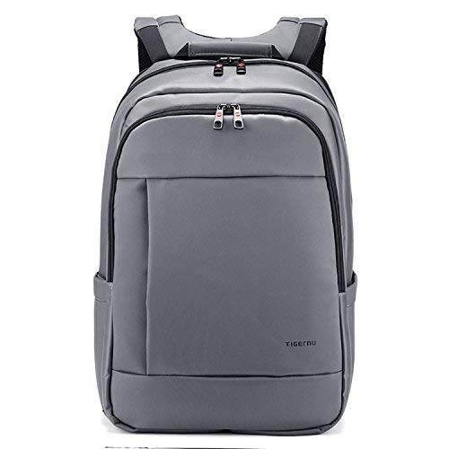 TIGERNU unico impermeabile resistente anti-furto Zip'Laptop zaino scuola Business Borse-Gary