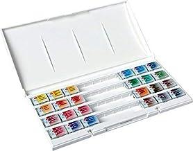 White Night Artists Watercolour Artists watercolours set 24 pans, plastic box