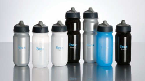 Tacx Shanti Trinkflasche 750 ml-Membranverschluß, Mehrfarbig, One Size