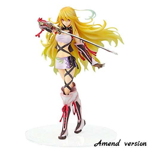 Lilongjiao Cuentos de Xillia: Milla Maxwell PVC Figura Modelo Juguetes Modelo
