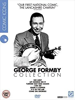 George Formby Collection - Comic Icons