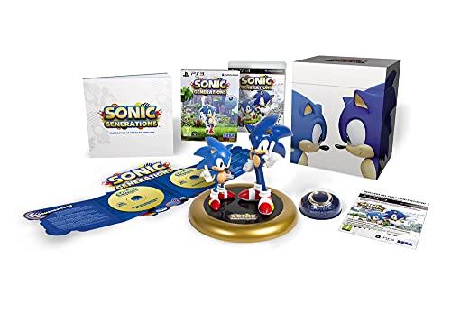 Sonic Generations 3D: édition collector [Importación Francesa]
