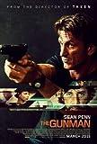 The Gunman – Sean Penn – Film Poster Plakat Drucken