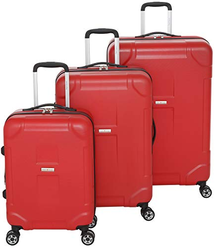 Regent Square Travel - Luggage Set Hardside with Spinner Goodyear Wheels -...