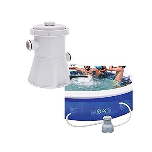 Dongbin 220V Elektro-Pool Filterpumpe Für Aufstellbecken Reinigungswerkzeug-Pool Filterpumpen-Set, Above Ground Pool Filter Hot Tub Ablaufpumpe, Mittlere Und Große