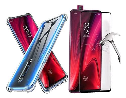 Capa Capinha Anti Queda Xiaomi Mi 9t/ K20 + Película 5d Envio Já - (C7COMPANY)