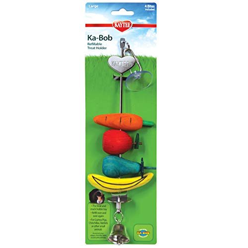 Kaytee Ka-Bob Treat Dispensing Small Animal Toy