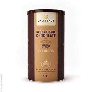 Chocolat Callebaut Hot Chocolat Noir / Chocolat Belge , 1 kg