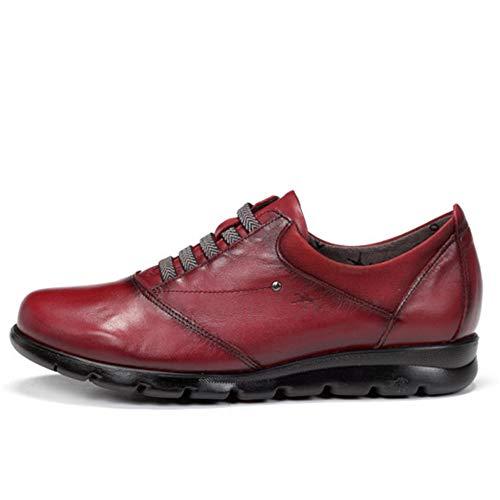 Zapato Abotinado Mujer Dorking-Fluchos -
