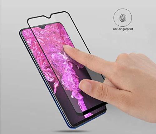 Zarala Xiaomi Redmi 9 prime Tempered Glass Screen Protector [ HD ] with Installation Kit for Xiaomi Redmi 9