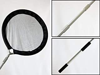 Koi Net with 30 Inch (80cm) Diameter Pan & 96 Inch (2.4m) Handle