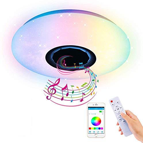Lámparas De Techo Led Bluetooth lámparas de techo led  Marca AEUWIER