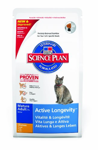 Hills Science Plan 8742 Feline Mature Adult Senior Huhn 2kg - Katzenfutter