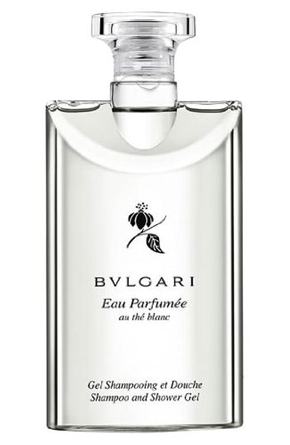 先生こっそり冷ややかなBvlgari Eau Parfumee Au The Blanc (ブルガリ オー パフュ-メ オウ ブラン) 2.5 oz (75ml) シャンプー?シャワージェル