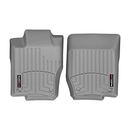 WeatherTech Tapis de Voiture sur Mesure Compatible avec: Lancia Thema 2011-14 - Gris - 1er Rangée FloorLiner