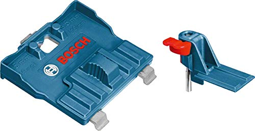Bosch Professional 1600Z0003X - Accesorio Fresadoras RA 32 Professional. Dispositivo de detención para fijar el Adaptador al carril guía con Bolsa plástica