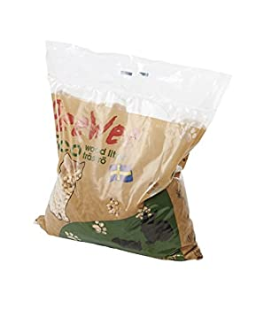 PeeWee Litière pour Chat Granulés de Bois, 5Litre