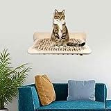 Amaca per gatti - Mensola a parete per pesce persico, mensola per...