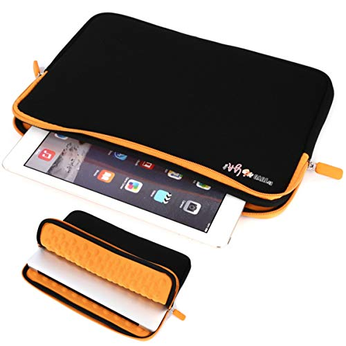 """ESTUYOYA - Funda para Ordenador Portátil, Tablet Compatible con iPad 10.2', iPad Pro 9.7"""" 10.5"""",Samsung Galaxy Tab 10.1' Bolsa Protectora de Neopreno con Acolchado Interno, hasta 11.3 Pulgadas"""