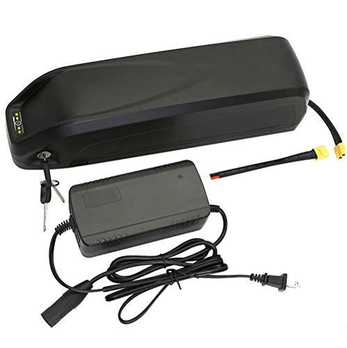 ZLM Ebike Battery Batería de Litio para Bicicleta, 48V 12Ah / 14.5 Ah / 17.5Ah Batería de Iones de Litio con BMS, Potente con Cargador Kit de conversión de Bicicleta eléctrica con Cargador,36v,14.5Ah