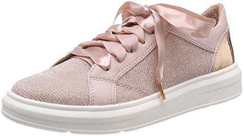 s.Oliver Damen 23617 Sneaker, Pink (Rose Comb), 40 EU