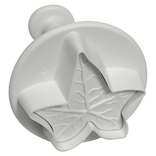 PME Plunger Cutters, Veined Ivy Leaf