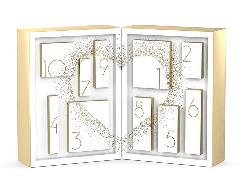BABOR Celebration Box, Geschenkset, enthält zehn Bestseller, Anti-Aging und Feuchtigkeit, Gesichtspflege, Kosmetik, limitierte Edition, 10 Produkte