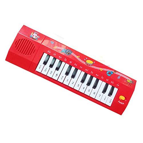 Momangel Teclado Musical Personalizado para NiñOs, Instrumento para BebéS, Piano para Juguetes Infantiles