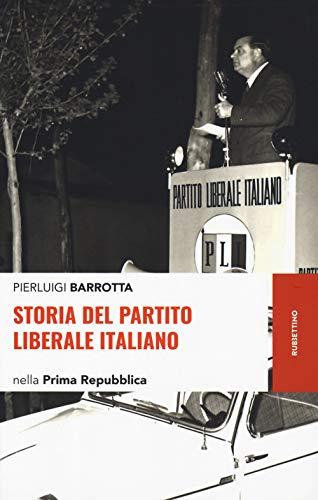 Storia del Partito liberale italiano nella Prima Repubblica