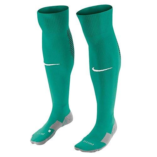 Nike Herren Team MATCHFIT CORE OTC Sock Stutzenstrumpf, Hyper Jade Türkis/Weiß, XS