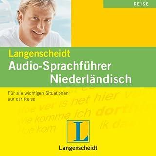 Langenscheidt Audio-Sprachführer Niederländisch Titelbild