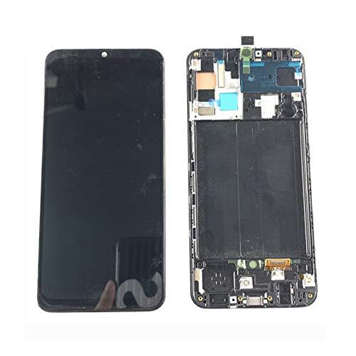 Retina LCD Digitalizador Pantalla De Teléfono Móvil Ajuste Fit For Samsung A50...