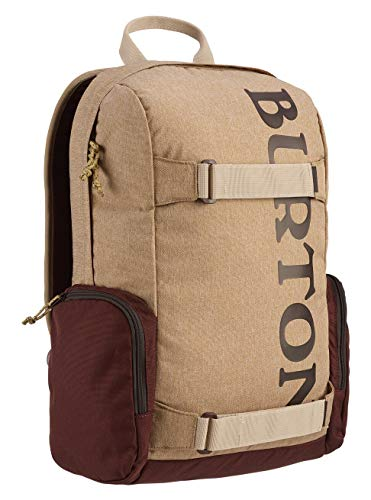 Burton Emphasis, Zaini Unisex – Adulto, Kelp Heather