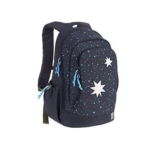 LÄSSIG Kinderrucksack Kindergartentasche Kindergartenrucksack groß mit Brustgurt ab 5 Jahre/Backpack Big Bliss Boys