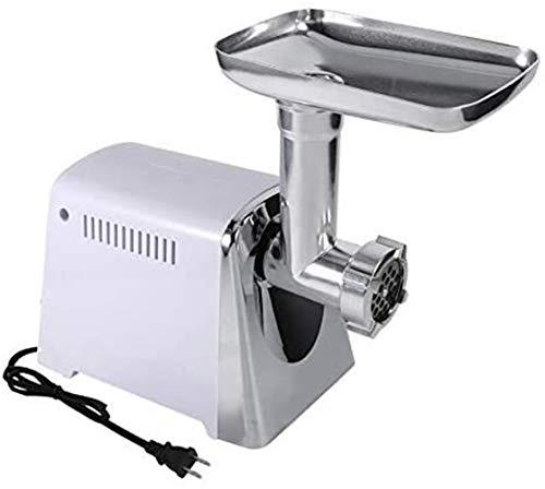 Picadora de Alimentos Electrica 1600W de servicio pesado máquina de picar carne...