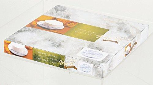 パール金属回転台ケーキ大理石40×30×2.5cmスイーツコンビニ倶楽部D-1067