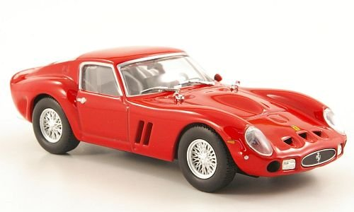 Ferrari 250 GTO, rot, 1962, Modellauto, Fertigmodell, MCW-SC45 1:43