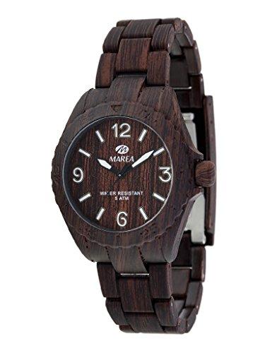 Marea Damen Analog Uhr mit Silikon Armband B35297/9