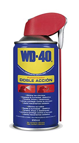 WD-40 34530 Aceite Lubricante, Blanco, 250ml